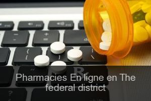 Pharmacies En ligne en The federal district