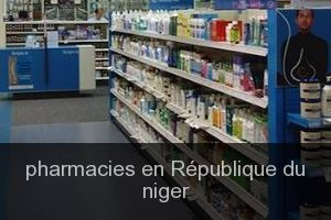 Pharmacies en République du niger
