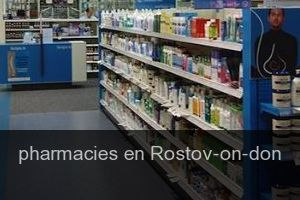Pharmacies en Rostov-on-don